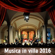 Musica in villa 2016