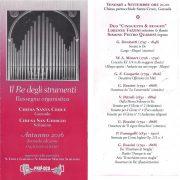 Concerto 12 settembre
