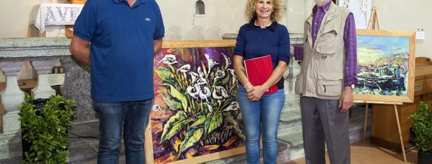 mostrad'arte a Gazzada con Alberto Nicora