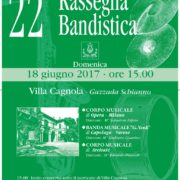 Rassegna Bande 2017