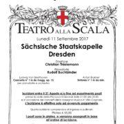 Concerto Sächsische Staatskapelle Dresden