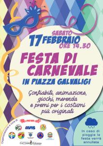 Carnevale Gazzada Schianno 2018