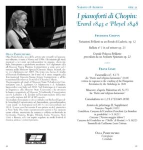 I pianoforti di Chopin