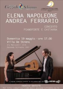 Elena Napoleone Andrea Ferrario