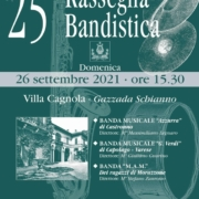 25 Rassegna Bande